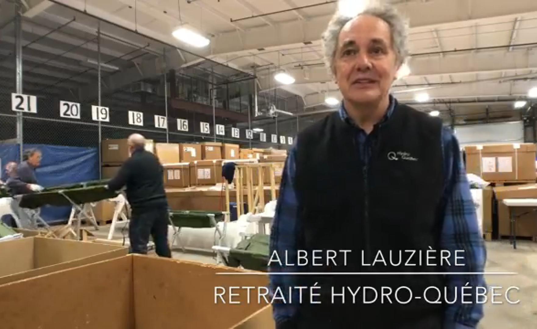 Albert Lauziere